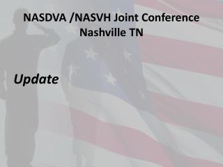 NASDVA / NASVH Joint  Conference  Nashville  TN