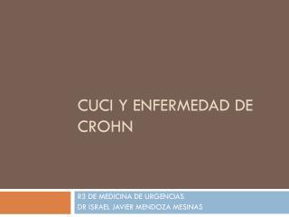 CUCI Y ENFERMEDAD DE CROHN