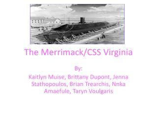 The Merrimack/CSS Virginia