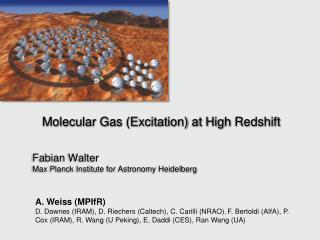 Molecular Gas (Excitation) at High  Redshift