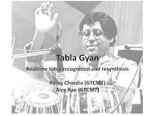 Tabla  Gyan