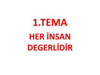 1.TEMA