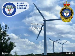 Meteorology Winds