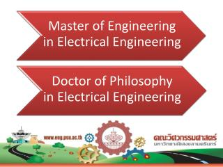 Why Electrical/Electronic Engineering ?