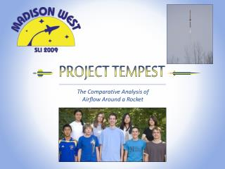 The Comparative Analysis of  Airflow Around a Rocket