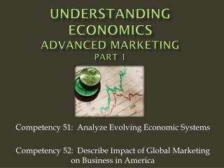 Understanding Economics Advanced Marketing Part 1