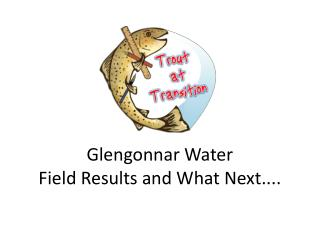 Glengonnar  Water Field Results and What Next....