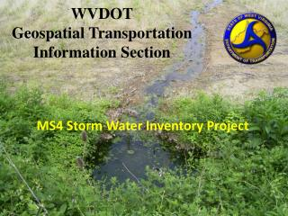 WVDOT Geospatial Transportation Information Section