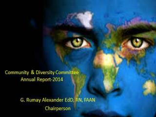Community & Diversity Committee         Annual Report-2014