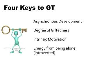 Four Keys to GT
