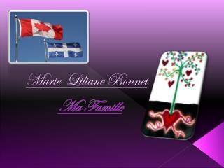 Marie-Liliane Bonnet