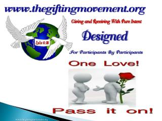 www.thegiftingmovement.org