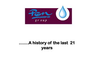 .A history of the last  21 years