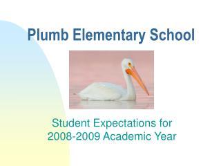 Plumb Elementary School