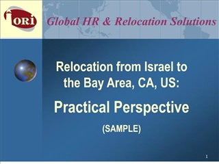 Global HR  Relocation Solutions