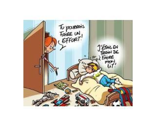 Les  appareils et  les  tâches ménagères