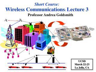 Short Course: Wireless Communications :  Lecture 3