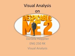 Visual Analysis  on