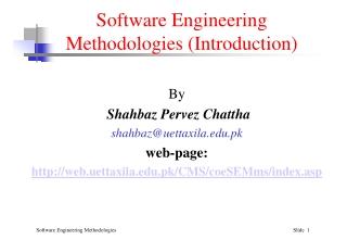Lecture 6 Software Development under Unix