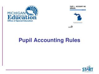 Pupil Accounting Rules