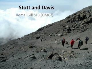 Stott  and Davis