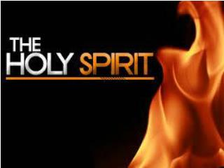 The Person and  Nature of the Holy Spirit