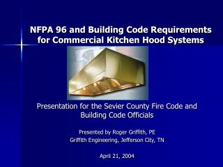 NFPA 96 and Building Code Requirements