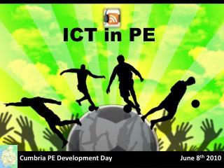 ICT in PE