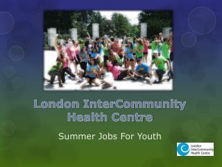 London InterCommunity Health Centre