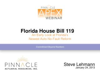 Florida House Bill 119