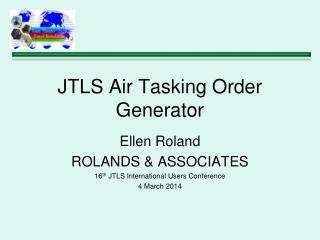 JTLS Air Tasking Order Generator