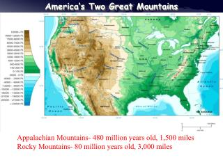 America's Two Great Mountains