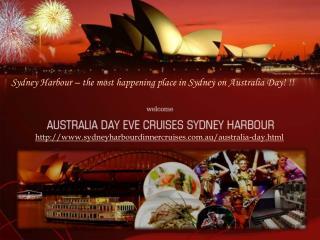 Australia Day Fireworks Sydney