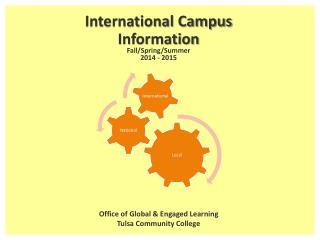 International Campus  Information