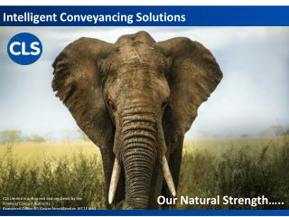 Intelligent Conveyancing Solutions