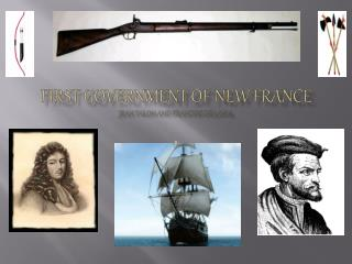 First government of New France  Jean Talon and Francois de Laval