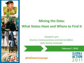 Mining the Data: What States Have and Where to Find It