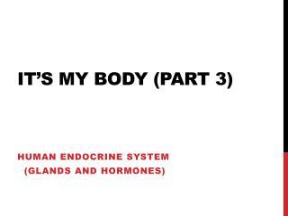 It's My Body (part 3)
