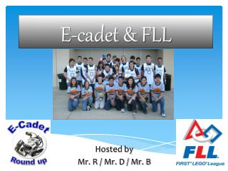 E-cadet & FLL