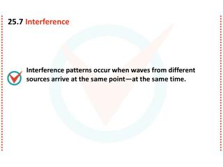 25.7 Interference