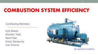 Combustion System Efficiency