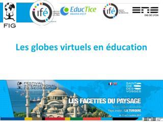 Les globes virtuels en éducation