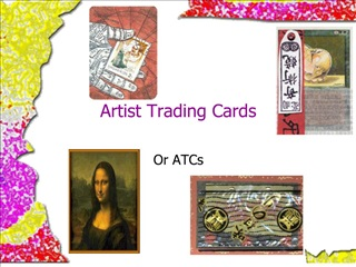 Artist Trading Cards