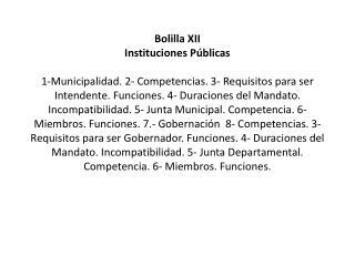 Municipalidad L E Y   Nº 3966/10 ORGÁNICA MUNICIPAL