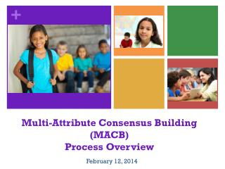 Multi-Attribute Consensus Building (MACB)  Process Overview