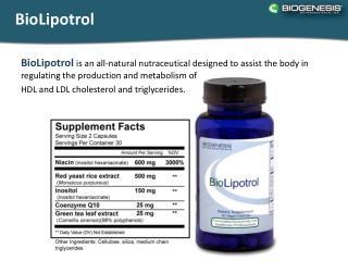 BioLipotrol