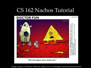 CS 162 Nachos Tutorial
