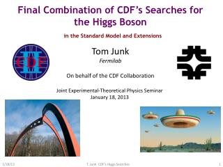 Final Combination of CDF's Searches for  the Higgs Boson