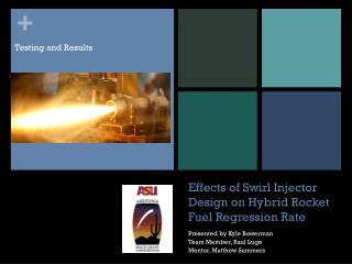 Effects of Swirl Injector Design on Hybrid Rocket Fuel Regression Rate