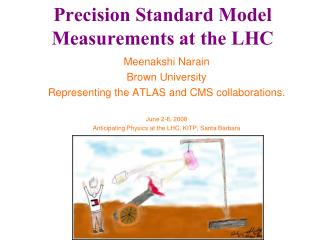 Precision Standard Model Measurements at the LHC